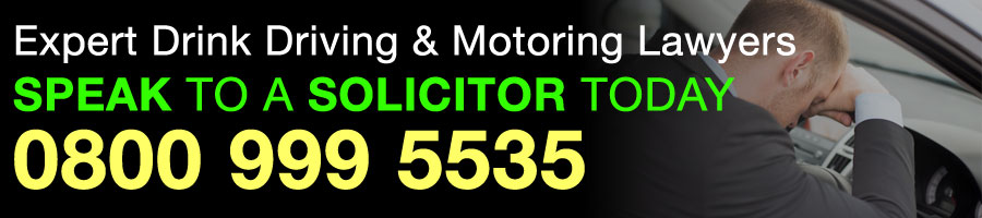 Call Drink Driving Solciitors